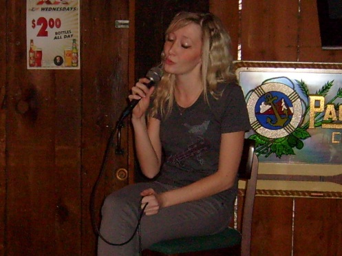 A-capellaly singing