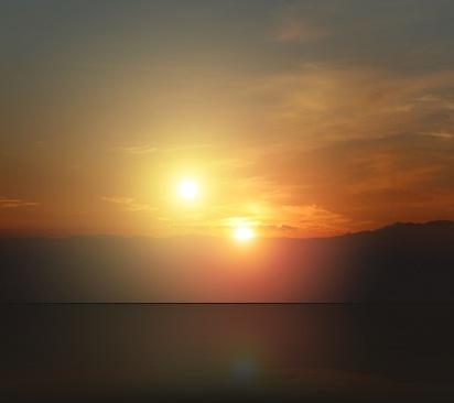 Binary suns...in a galaxy far far away