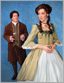 Me as Abigail Adams in the musical 1776, production 2012